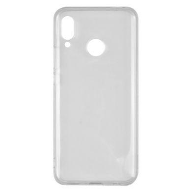 Цвет Прозрачный, Huawei Nova 3 - FatLine