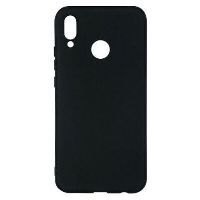 Цвет Черный, Huawei P20 Lite - FatLine