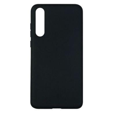 Цвет Черный, Huawei P20 Pro - FatLine