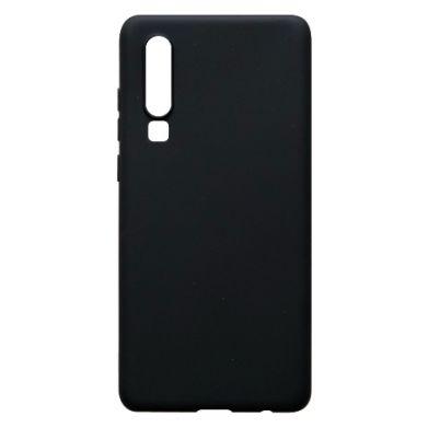 Цвет Черный, Huawei P30 - FatLine