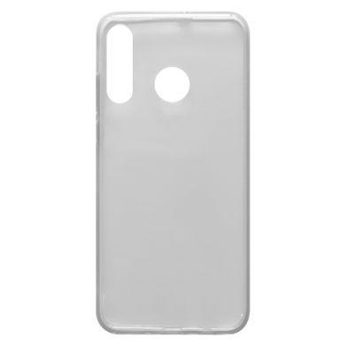 Цвет Прозрачный, Huawei P30 Lite - FatLine