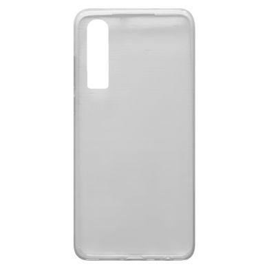 Цвет Прозрачный, Huawei P30 - FatLine