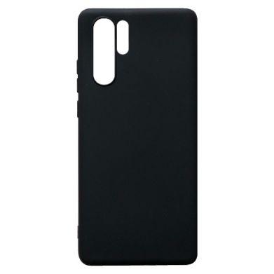 Цвет Черный, Huawei P30 Pro - FatLine