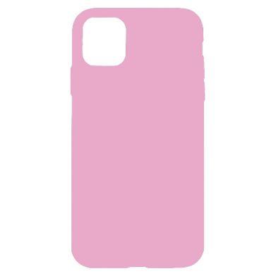 Цвет Розовый, Apple iPhone 11 - FatLine