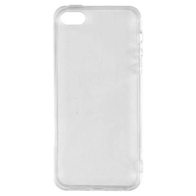 Цвет Прозрачный, Apple iPhone 5/5S/SE - FatLine