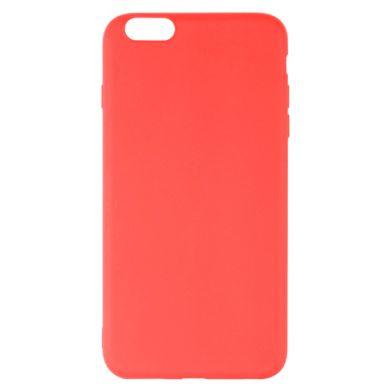 Цвет Красный, Apple iPhone 6 Plus/6S Plus - FatLine