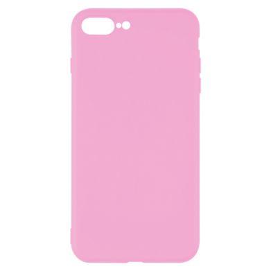 Цвет Розовый, Apple iPhone 8 Plus - FatLine