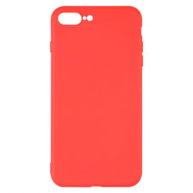 Цвет Красный, Apple iPhone 8 Plus - FatLine