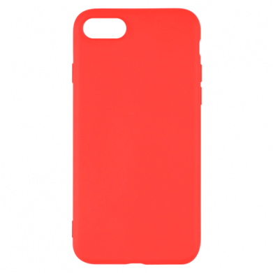 Цвет Красный, Apple iPhone 8 - FatLine
