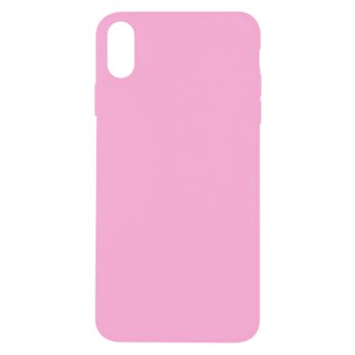 Цвет Розовый, Apple iPhone X/Xs - FatLine