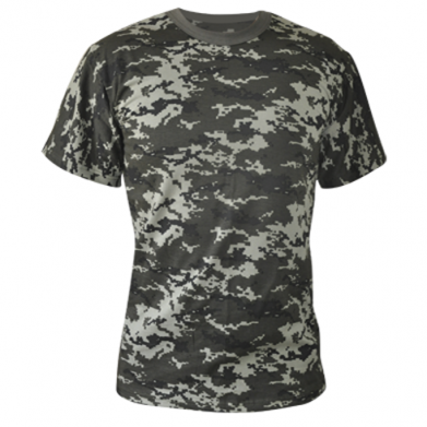 Камуфляжная футболка JDM шут