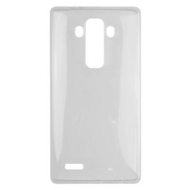 Цвет Прозрачный, LG G4 - FatLine