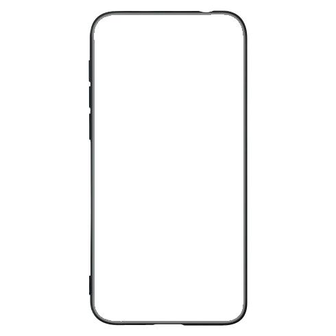 Чехол для Meizu X8 Охрана, Отмена в прямоугольнике