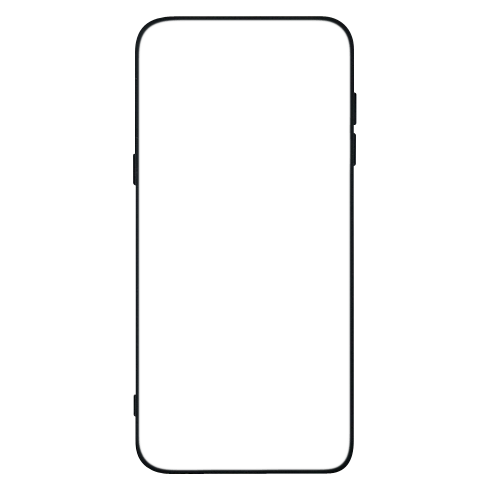 Чехол для Samsung J8 2018 Охрана, Отмена в прямоугольнике