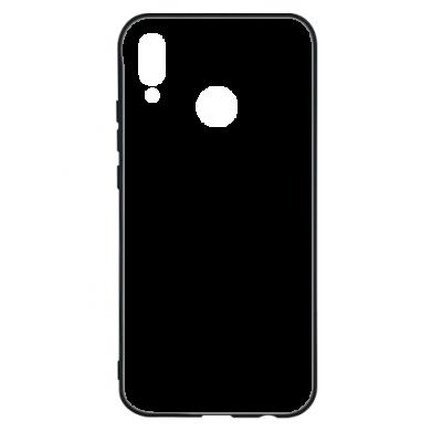 Чехол для Huawei P20 Lite Headphones and heart
