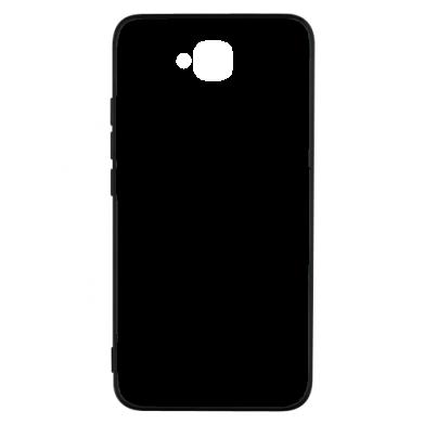 Чехол для Huawei Y6 Pro Headphones and heart