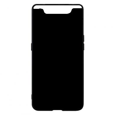 Чехол для Samsung A80 Dj Marshmello 2
