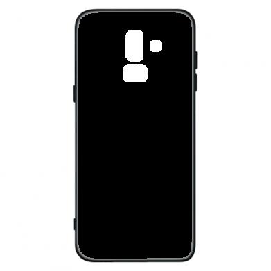 Чехол для Samsung J8 2018 Bordarlands logo