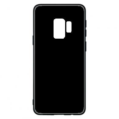 Чехол для Samsung S9 Headphones and heart