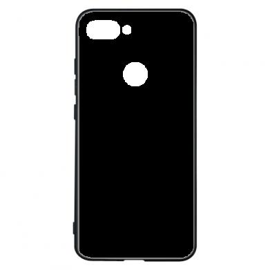 Чехол для Xiaomi Mi8 Lite Охрана, Отмена в прямоугольнике
