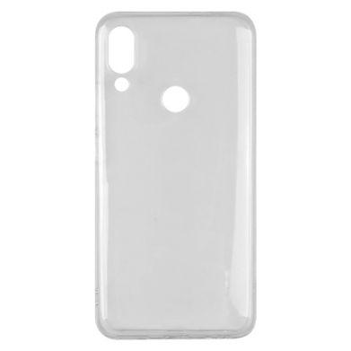 Цвет Прозрачный, Meizu Note 9 - FatLine