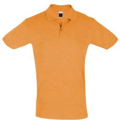 Оранжевые Поло мужские