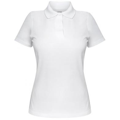 Женская футболка поло Gorilaz