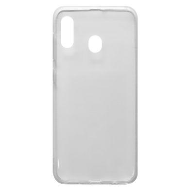Цвет Прозрачный, Samsung A20 - FatLine