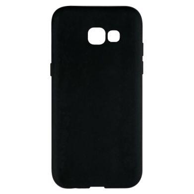 Цвет Черный, Samsung A5 2017 - FatLine