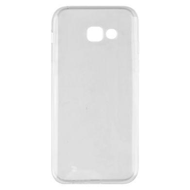 Цвет Прозрачный, Samsung A5 2017 - FatLine