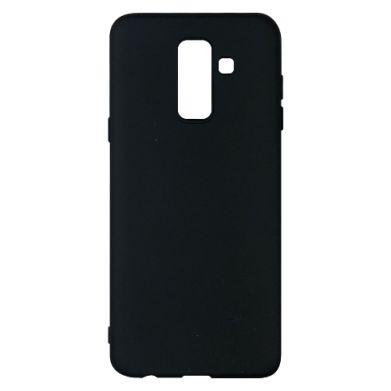 Цвет Черный, Samsung A6+ 2018 - FatLine
