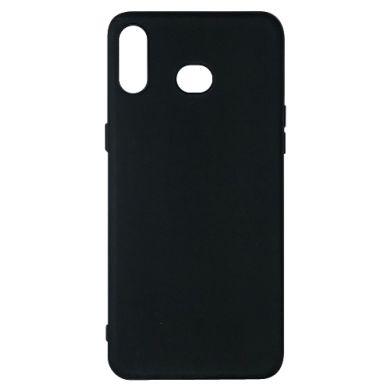 Цвет Черный, Samsung A6s - FatLine