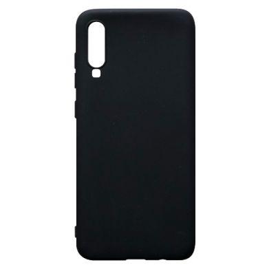 Цвет Черный, Samsung A70 - FatLine