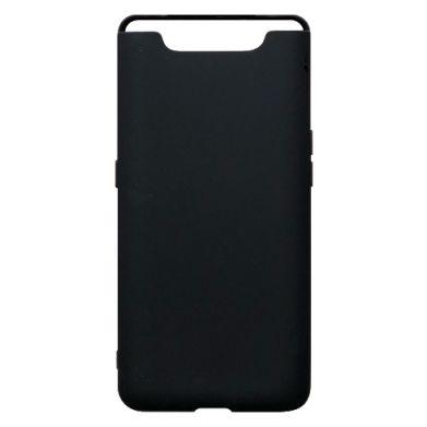 Цвет Черный, Samsung A80 - FatLine