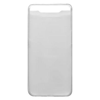 Цвет Прозрачный, Samsung A80 - FatLine