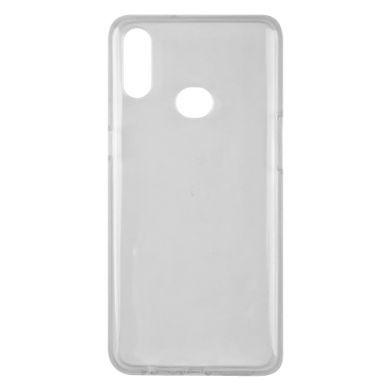 Цвет Прозрачный, Samsung A10s - FatLine