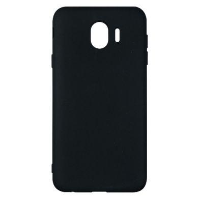 Цвет Черный, Samsung J4 - FatLine