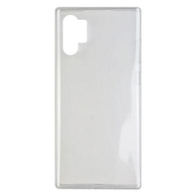 Цвет Прозрачный, Samsung Note 10 Plus - FatLine