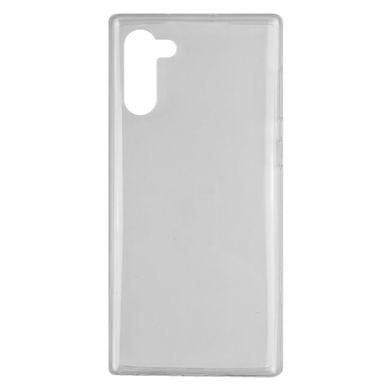 Цвет Прозрачный, Samsung Note 10 - FatLine