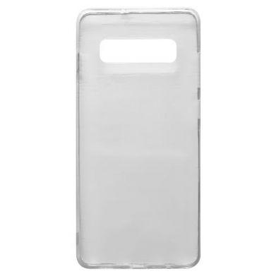 Цвет Прозрачный, Samsung S10+ - FatLine