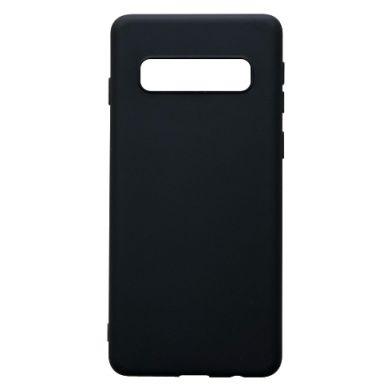 Цвет Черный, Samsung S10 - FatLine