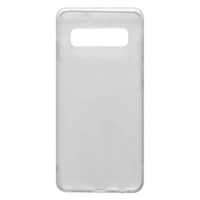 Цвет Прозрачный, Samsung S10 - FatLine