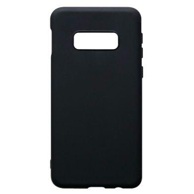 Цвет Черный, Samsung S10e - FatLine