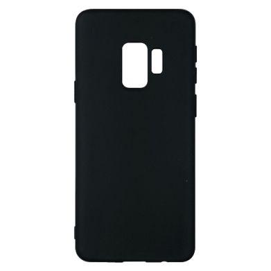 Цвет Черный, Samsung S9 - FatLine
