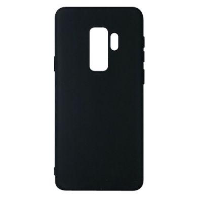 Цвет Черный, Samsung S9+ - FatLine