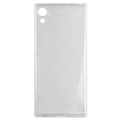Цвет Прозрачный, Sony Xperia XA1 - FatLine