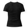 Женская стрейчевая футболка Люблю остренькое!