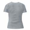 Женская стрейчевая футболка Рыбак на фоне солнца
