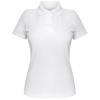 Женская футболка поло Бабайка