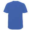 Мужская футболка  с V-образным вырезом Самый счастливый именинник